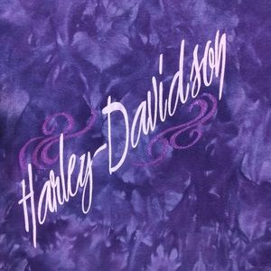 Harley-Davidson Tops - 3/4 Sleeve Harley Davidson Tee